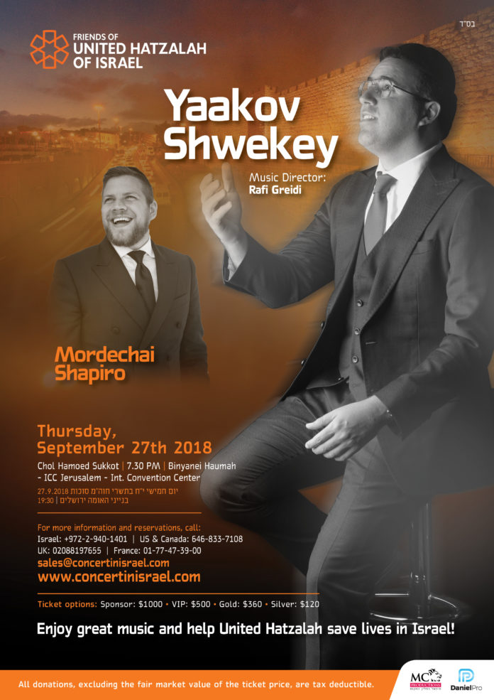 Shapiro Shwekey 2018